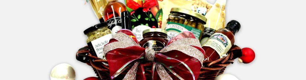 Vánoční dárkové koše a balíčky 02