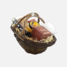 Dárkový kosmetický a drogistický košík Argan Exklusiv 3a